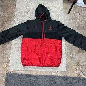 Reversible Manchester United Nike Jacket